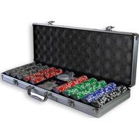 Набор для покера Rail на 500 фишек
