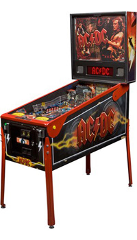 Пинбол Stern AC/DC Premium