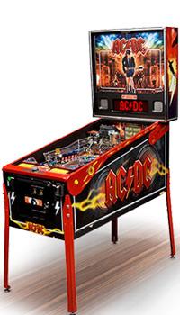 Пинбол Stern AC/DC LE