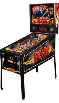 Пинбол Stern AC/DC Pro