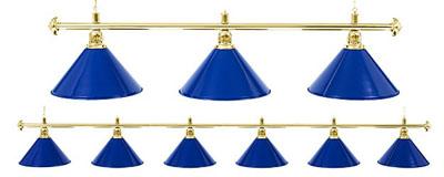 Бильярдный светильник Electric Blue