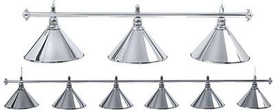 Бильярдный светильник Silver