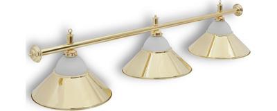 Бильярдный светильник Alison Gold
