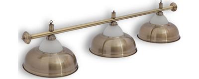 Бильярдный светильник Crown Bronze