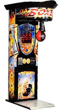 Игровой автомат Boxer Fire