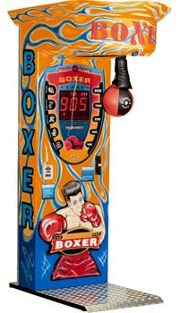 Игровой автомат Boxer 3D