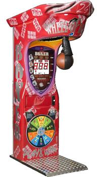 Игровой автомат Boxer Wheel of Boxing