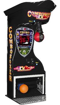 Игровой автомат Boxer Combo