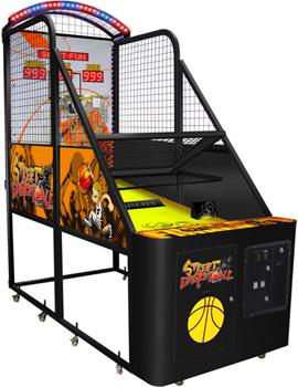 Игровой автомат Street Basketball Jr.