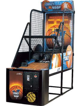 Игровой автомат Crazy Hoop
