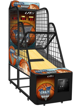 Игровой автомат Crazy Hoop Junior