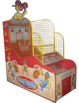 Игровой автомат Duck Hoops