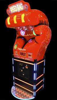 Игровой автомат Speed Bag Adult