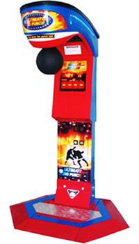 Игровой автомат Boxer Big Punch