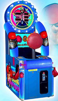 Игровой автомат Boxer WBC