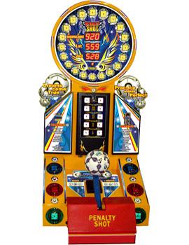 Игровой автомат Penalty Shot