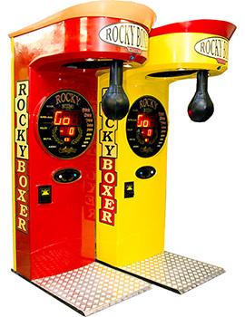 Игровой автомат Boxer Rocky