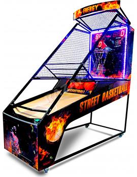 Игровой автомат Баскетбол Energy Black Light