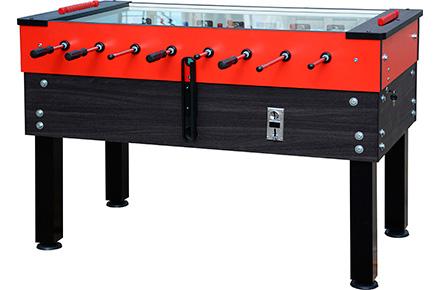 Игровой стол для футбола Eldorado Pro с монетоприёмником 4,5 ft